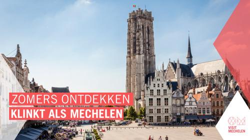 Stad Mechelen trakteert: twee hotelnachten boeken is derde gratis