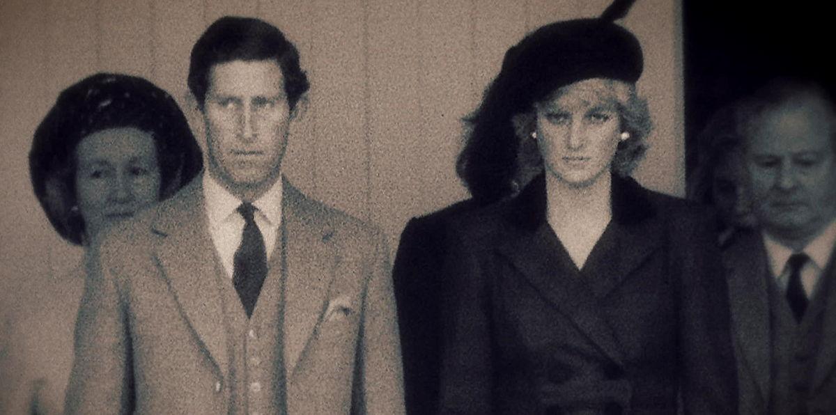 Charles en Diana (c) CNN