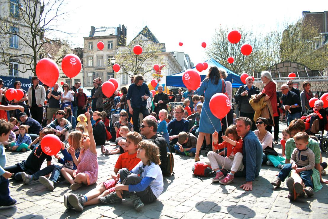 1 mei in Brussel