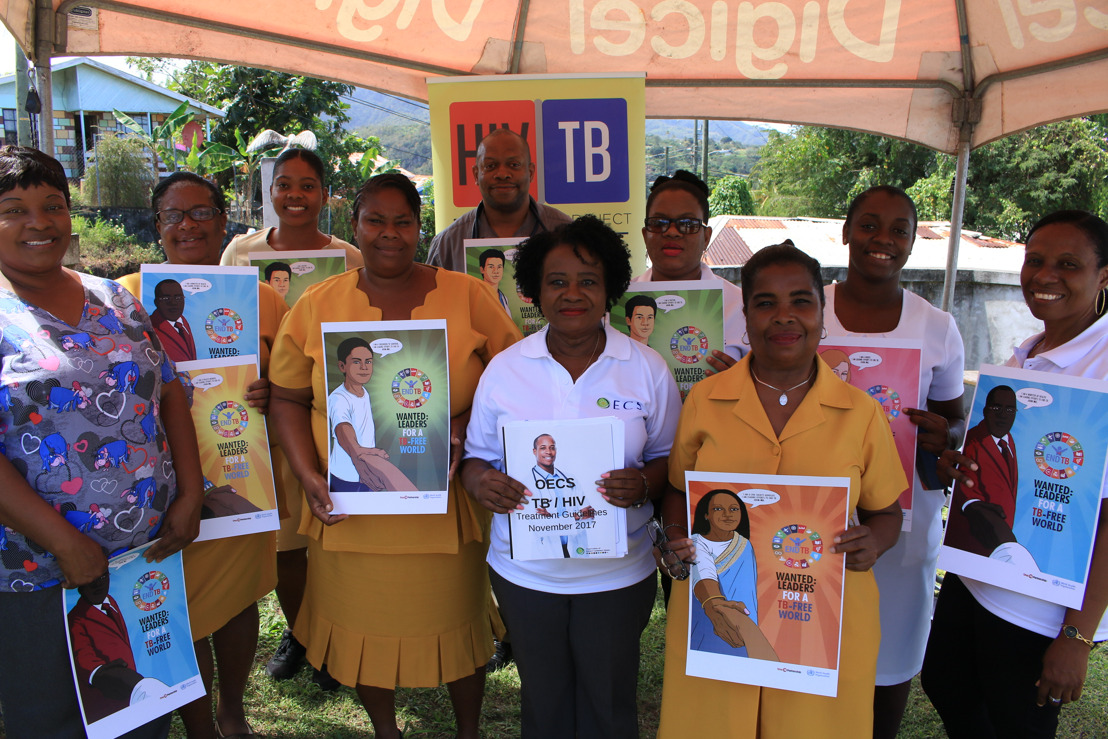 Sensitizing high-risk community on Tuberculosis and HIV