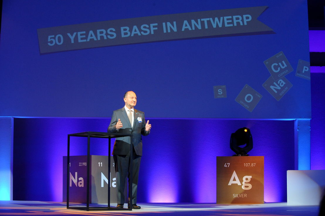 50 jaar BASF Antwerpen - Netwerkevent