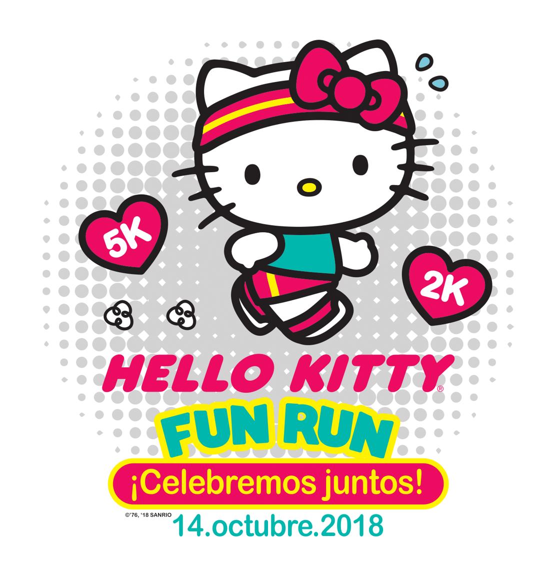 ¡México recibe la primera carrera Hello Kitty de América latina!