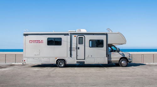 Solid State Logic AWS Console Goes RVing with Mobile Sessions Studio