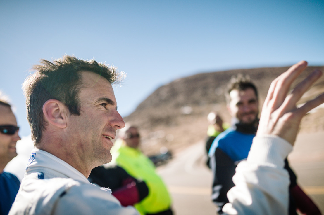 """Romain Dumas: """"I have great respect for this mountain"""" (Interview)"""