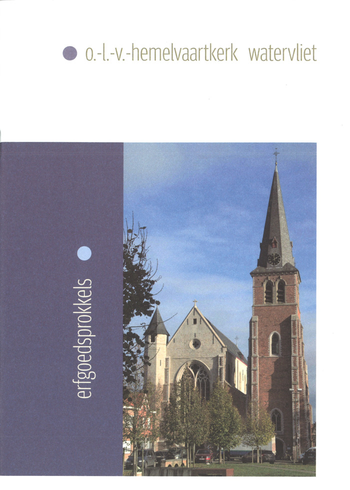 Nieuwe Erfgoedsprokkel: Onze-Lieve-Vrouw-Hemelvaartkerk in Watervliet