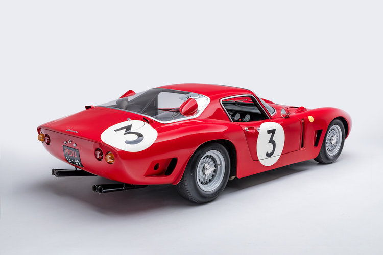 1965 Iso Bizzarrini A3/C Competition