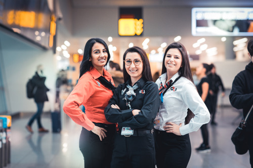 G4S Belgium werft alsmaar meer vrouwen aan