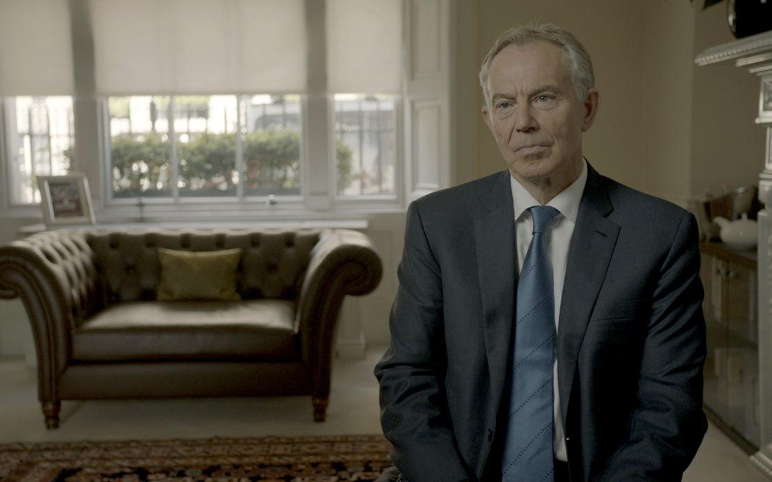 Tony Blair (c) Sandpaper Films 2017