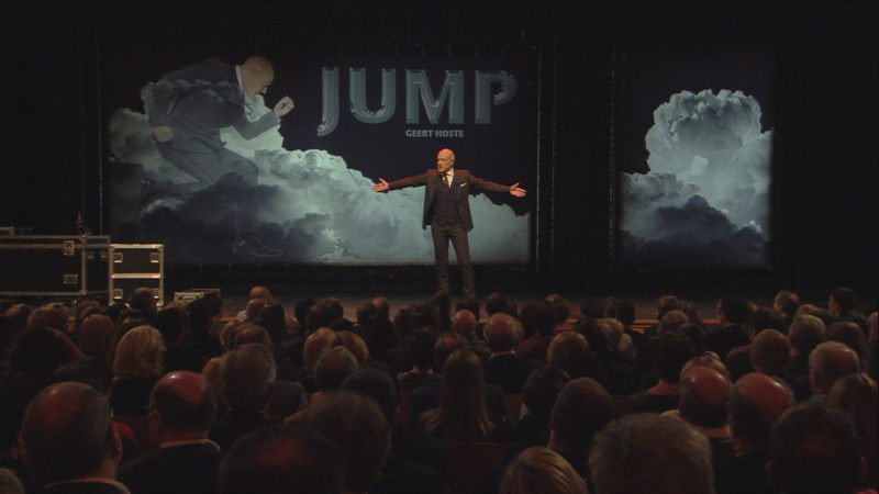 Geert Hoste maakt het land beter (c) VRT