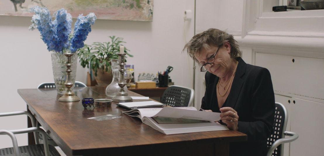 Connie Palmen - (c) Kris Van de Voorde