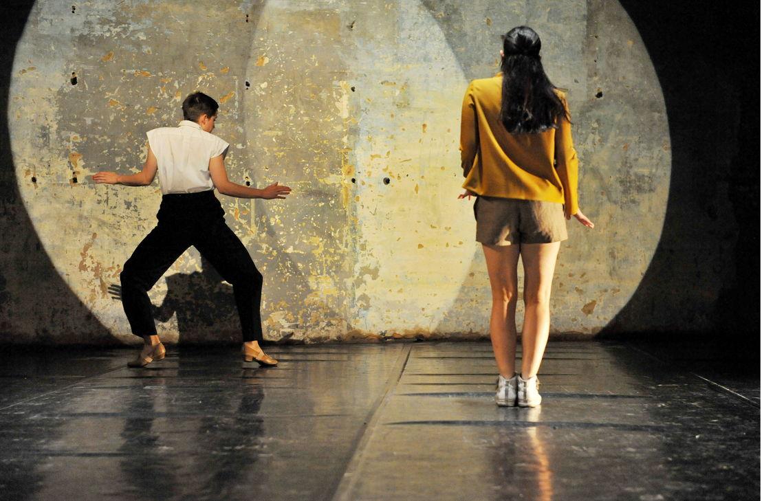 Dag van de Dans 23.04: Liz Kinoshita - VOLCANO