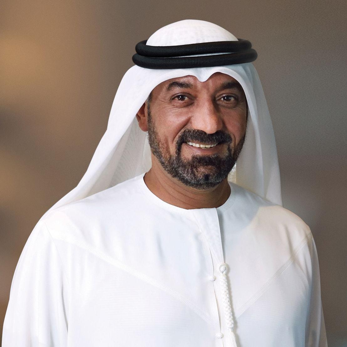 سمو الشيخ أحمد بن سعيد آل مكتوم، الرئيس الأعلى الرئيس التنفيذي لطيران الإمارات والمجموعة، يعلن نتائج مجموعة الإمارات للسنة المالية 2017/ 2018.
