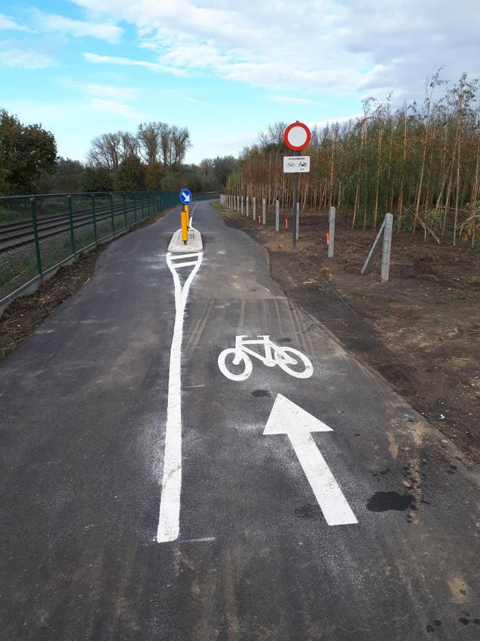 Preview: Nieuwe realisatie op fietssnelweg F417 (Gent -) Melle - Oosterzele - Zottegem