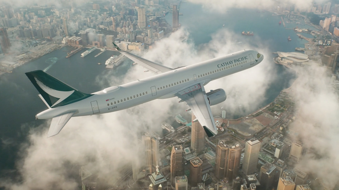 Get vaccinated! Win a private Cathay flight and more
