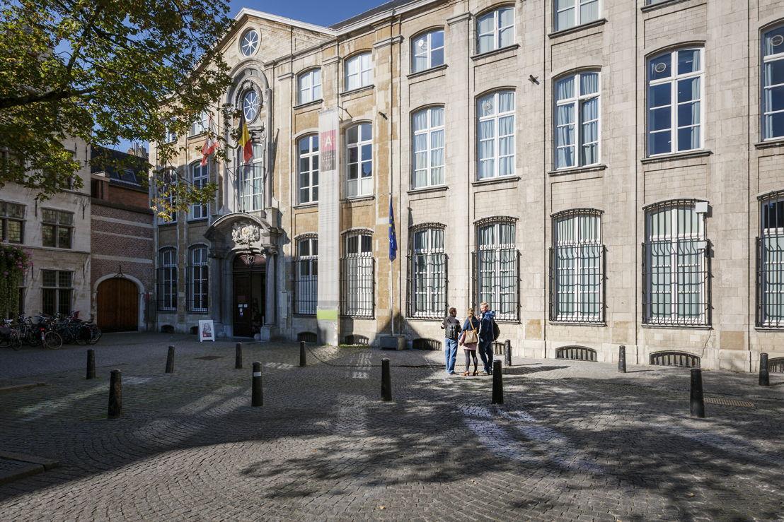 Museum Plantin-Moretus, facade, photo: Ans Brys
