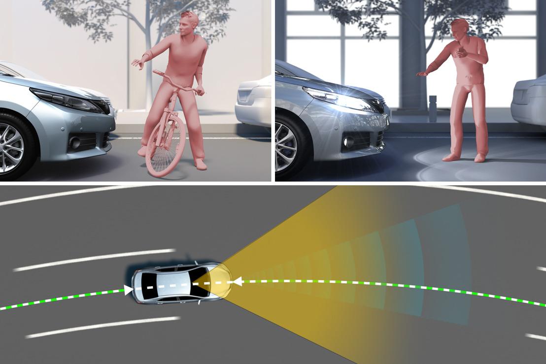 Toyota lancera la deuxième génération du pack de sécurité Toyota Safety Sense en 2018