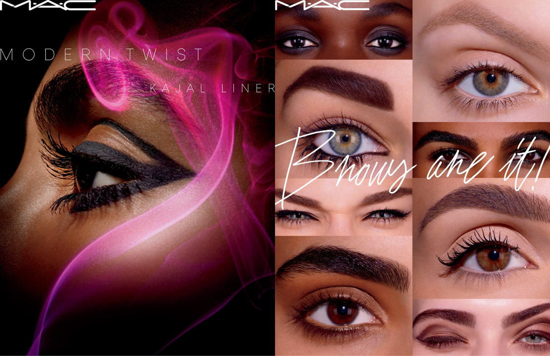 M.A.C Cosmetics - Modern Twist Kajal & Brows Are It