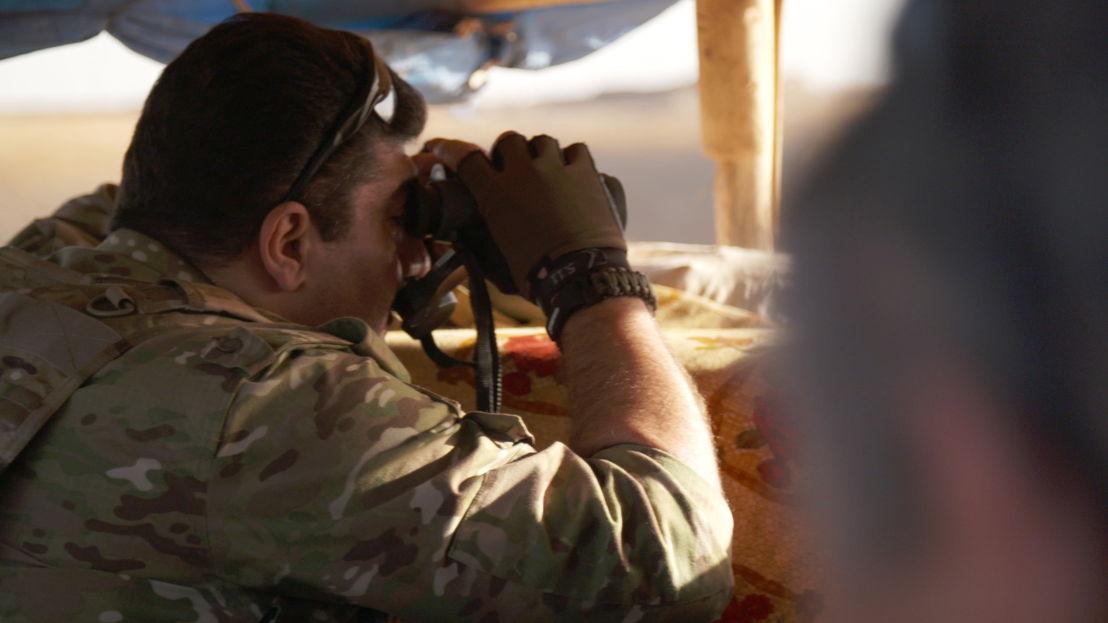 Kleine helden - Irak:  Sirwan Barzani - (c) Filip Huygens