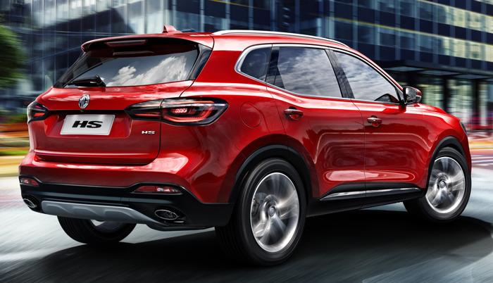 Preview: MG dévoile son modèle HS, hybride rechargeable : un véhicule qui réunit le meilleur des deux mondes