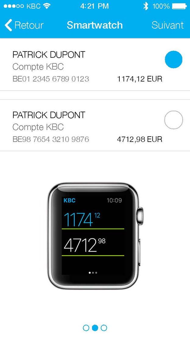 KBC Smart Watch