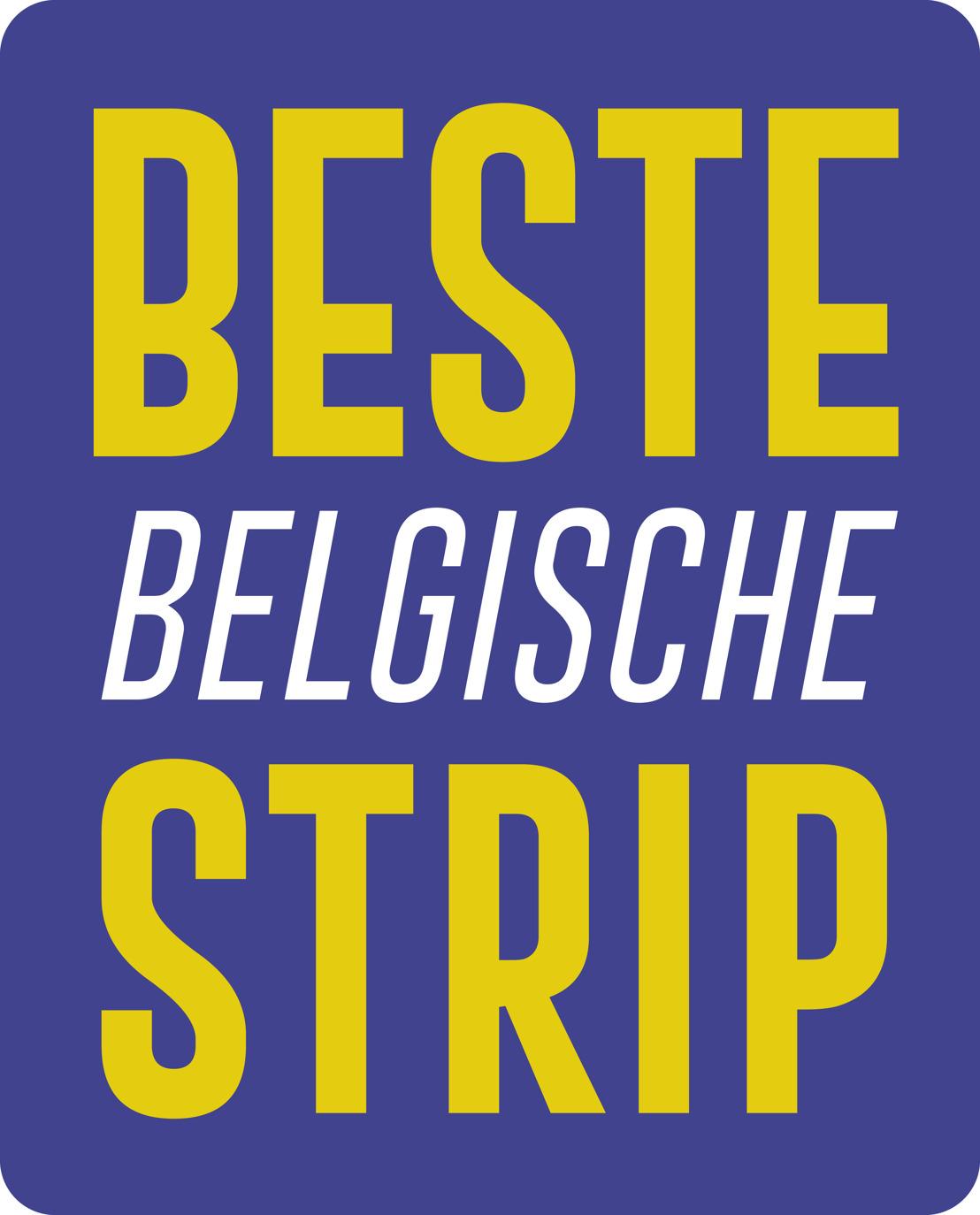 Boek.be, Stripgids en Radio 1 gaan op zoek naar de Beste Belgische Strip