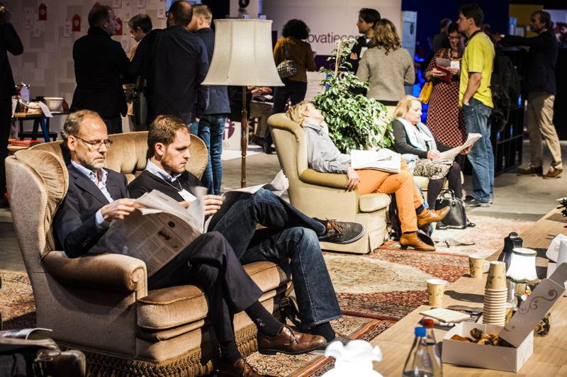 'Bring innovation home', het thema van het CWF