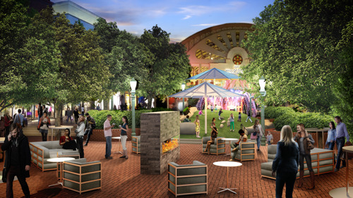 Mall of Georgia announces Dining Pavilion and renovation plans for The Village