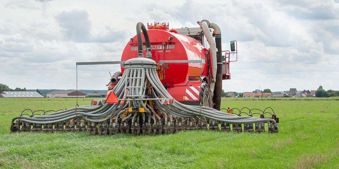 Landbouwers geven tips voor laag nitraatresidu