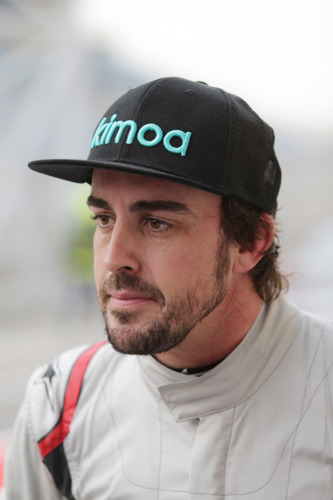 TOYOTA GAZOO RACING CONFIRMS DRIVER LINE-UP - FERNANDO ALONSO JOINS