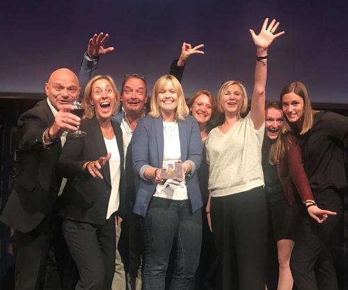 Preview: darwin bekroond met Bronze Effie Award voor SPA DUO