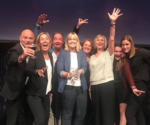 darwin bekroond met Bronze Effie Award voor SPA DUO
