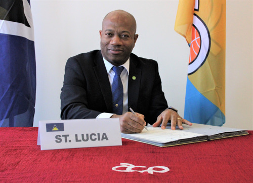 Saint Lucia Ratifies the Revised Georgetown Agreement