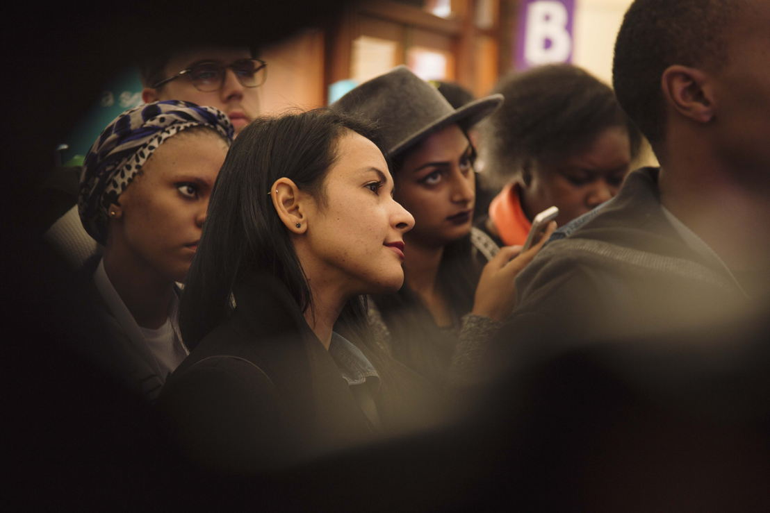 #POSSIBLEConference attendees listen to tips from the pros during the photography masterclasses.