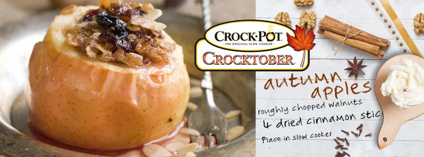 Crocktober - Autumn Apples