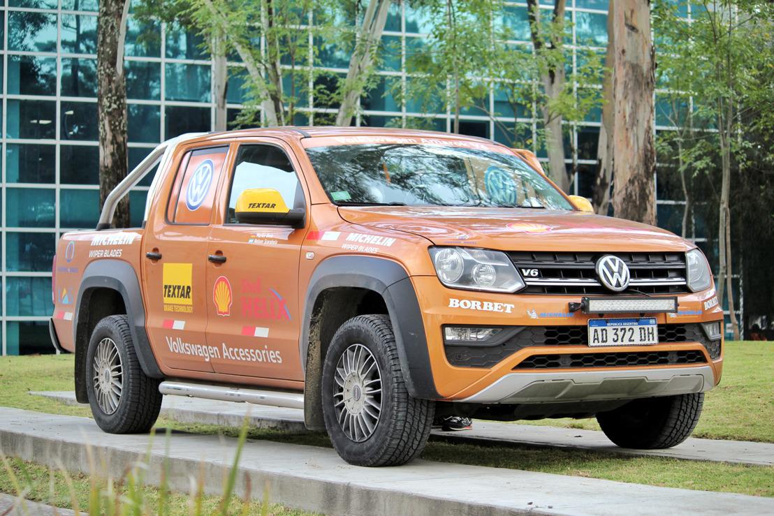Proyecto Amarok V6 Panamericana de Volkswagen Vehículos Comerciales