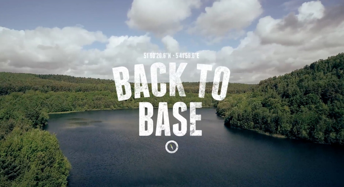 Man overleeft 1 week in bos dankzij 4G-netwerk van BASE