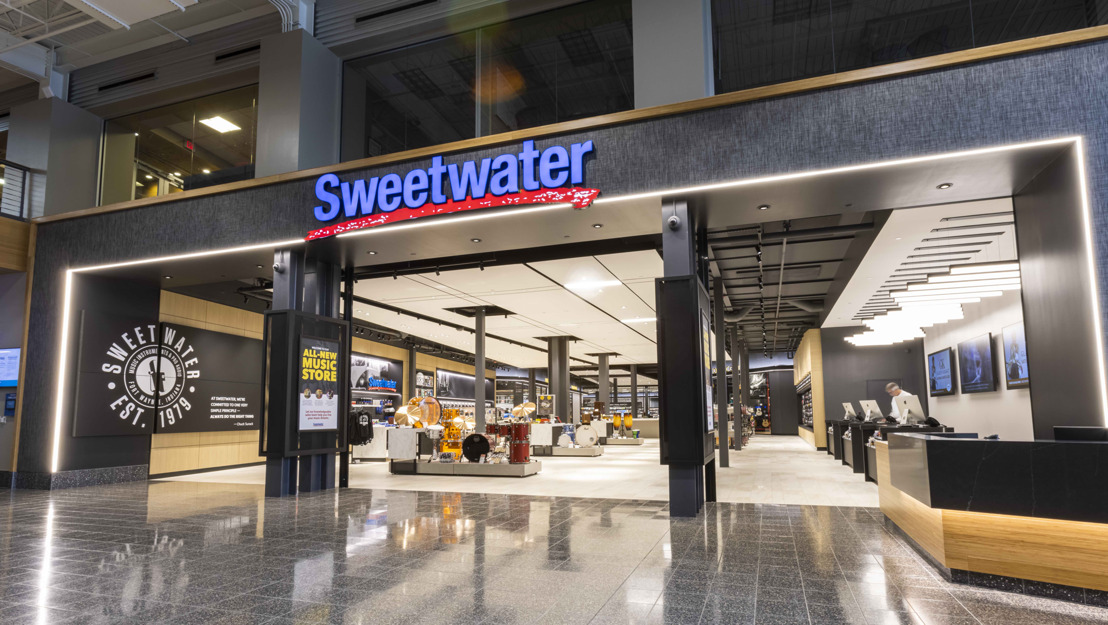 Sweetwater Announces Grand Opening of Mega Music Store on Fort Wayne Campus