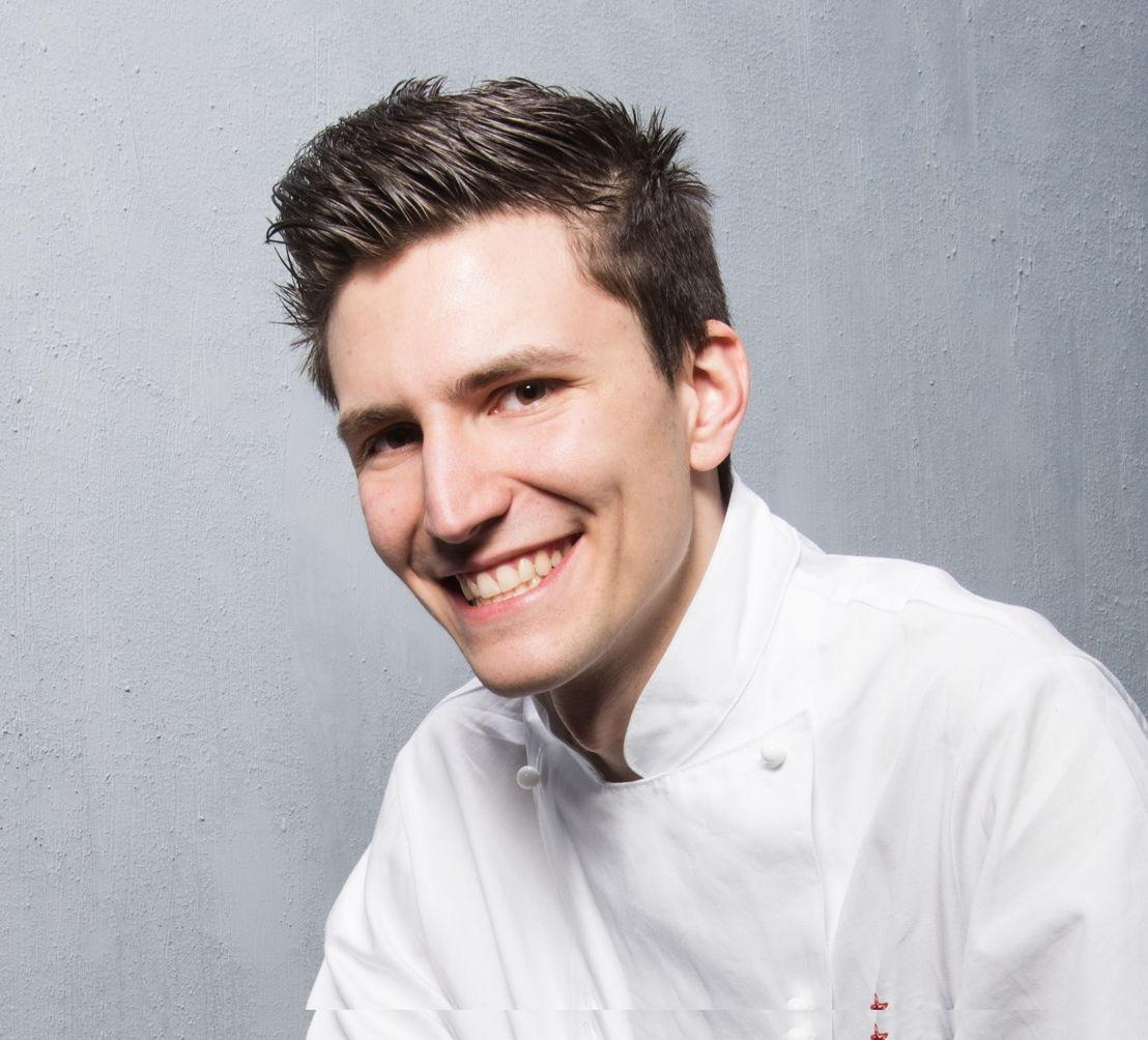 Lo chef Paolo Griffa