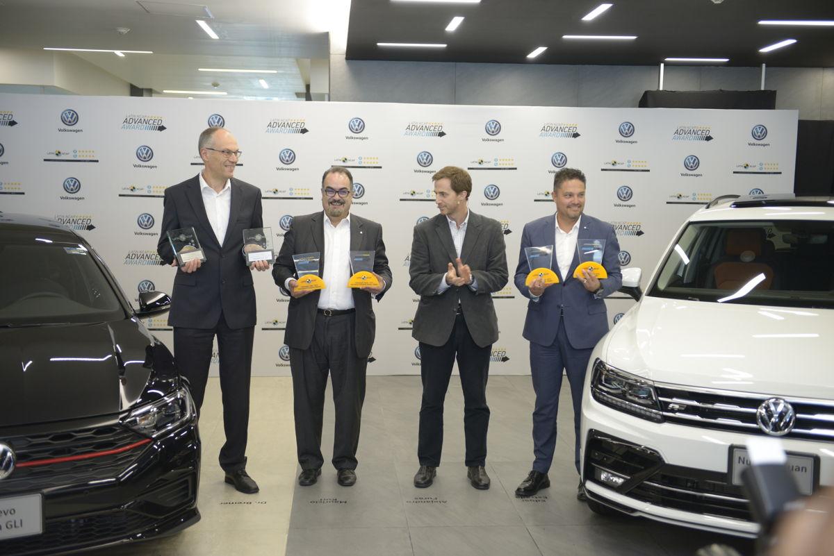 Dr. Bremer, Mauricio Kuri, Alejandro Furas, Edgar Estrada