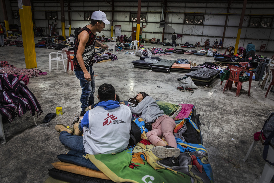 MSF: US-Mexico Decision Puts Asylum Seekers in Extreme Danger