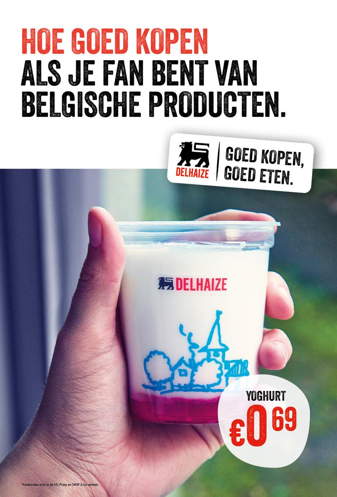 Delhaize werd recent verkozen tot 'Retailer van het jaar 2015' en pakt nu uit met een nieuwe, verrassende marketingaanpak.