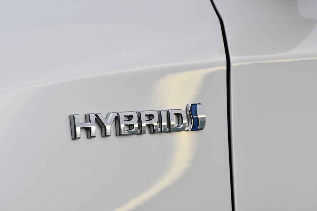 Toyota breidt Europees hybridegamma uit naar twee aandrijfversies per kernmodel
