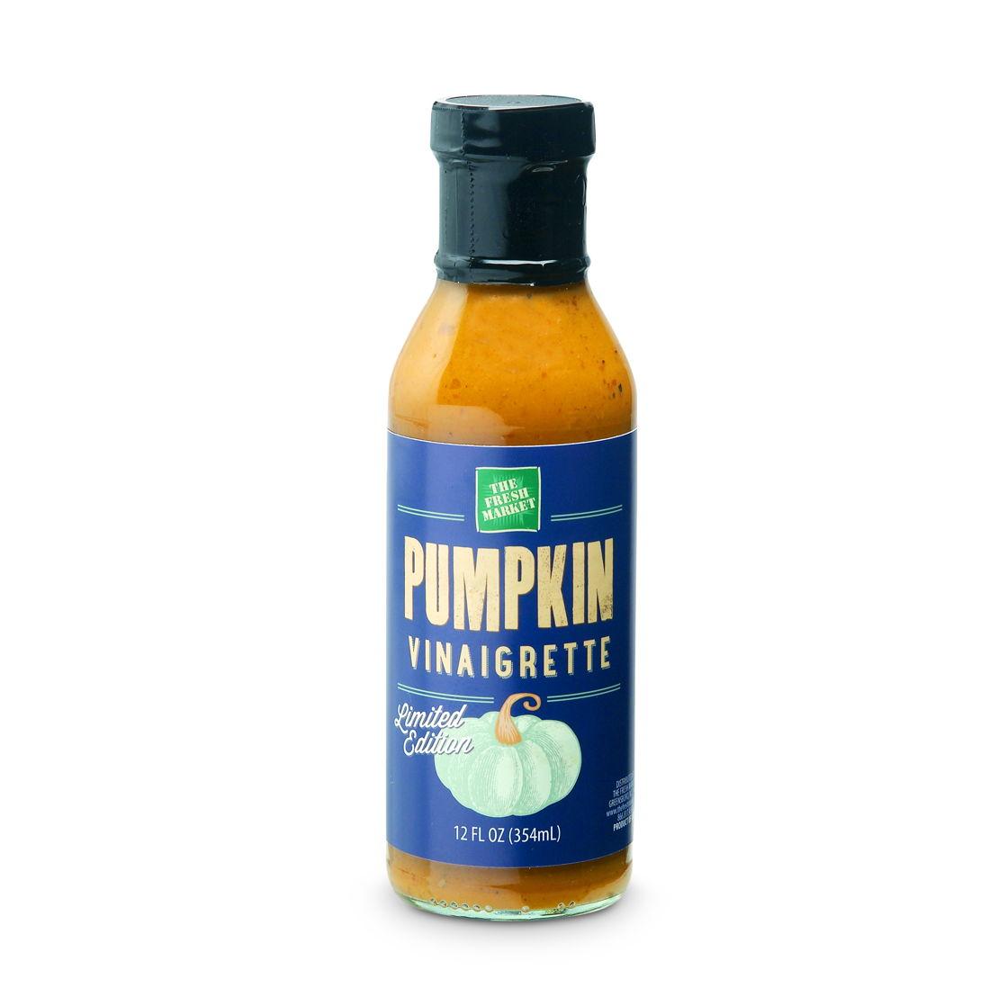 TFM Pumpkin Vinaigrette