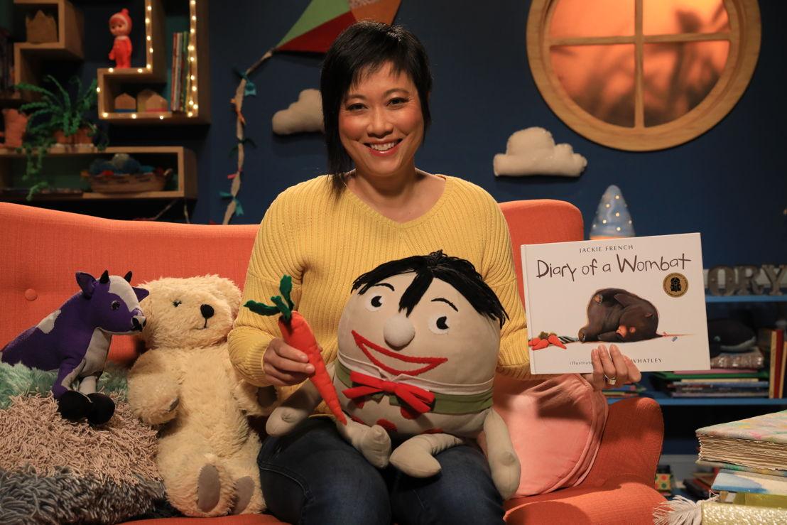 Karen Pang, Play School Story Time (Cantonese)