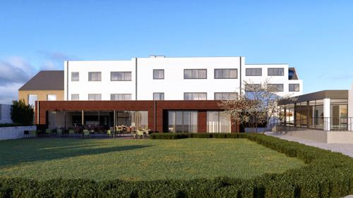 Nieuw 'Prinsenhof' zorgt voor broodnodige extra bedden om Vlamingen te laten revalideren