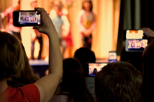 Expo Photovoice in Pilar aan VUB
