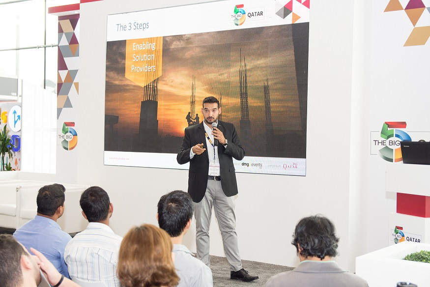 Workshop at The Big 5 Qatar