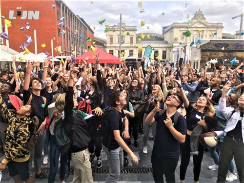 Stad Leuven, Liefst Leuven, UNIZO Vlaams-Brabant & Brussel en Voka Vlaams-Brabant op zoek naar 750 jobs