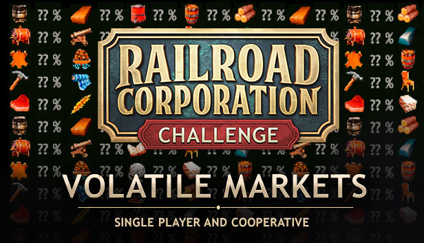 Out Today! New DLC for Train Tycoon Sim Railroad Corporation