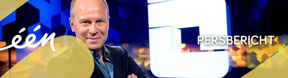 Ben Crabbé viert 5000ste Blokken met strijd tussen topkandidaten